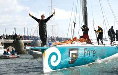 """Conrad Colman's Vendee Globe story in his own words –""""I gave this race my all"""""""