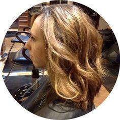 #balayage with @sunlightsbalayage by #hairbyErinJohnson @thehairdistrictchan