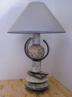 terre a terres pied de lampe lampes en c233ramique
