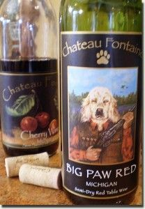 Great Michigan wine! The cherry wine is the best cherry wine ever!!! A MUST HAVE!!