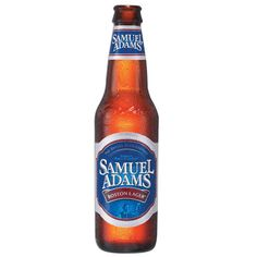 Sam Adams Boston Lager - not a fan of seasonal's as much - but never truly met a beer I didn't like.