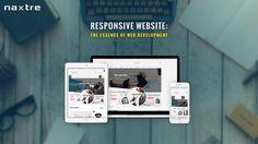 Responsive Web Development Company India