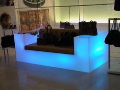glowing sofa what teenager wouldn't love this