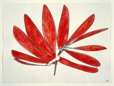 Louise Bourgeois - untitled - 1997 - watercolor and pen