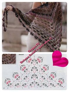 Image gallery – Page 482307441341527052 – Artofit Crochet Patterns Scarf Oh, those shawls))) - user tala-k (N . Oh, these shawls))) - tala-k (Natalya) person submit within the Crochet neighborhood within the Crochet Equipment class Débardeurs Au Crochet, Poncho Au Crochet, Bonnet Crochet, Crochet Shawls And Wraps, Crochet Motifs, Crochet Chart, Crochet Stitches, Crochet Patterns, Free Crochet