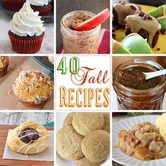 40 Fall Recipes on kleinworthco.com