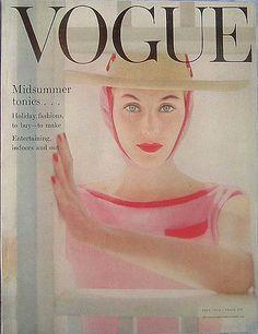 Vogue UK, July 1954
