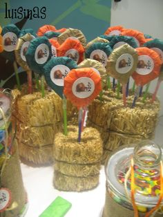 "Photo 23 of 28: Brave/ Merida / Birthday ""Mesa de golosinas para Luna"" | Catch My Party"
