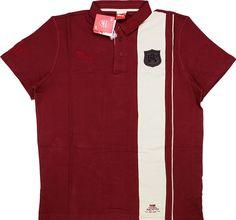 2014-15 Arsenal Puma Archives Polo T-shirt *BNIB*