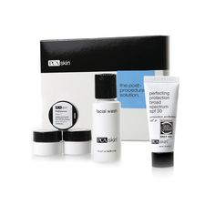 Combine your Photofacial and RF treatments with the best selling PCA Kit, which is designed for skin that needs great care in order to heal quickly and ensures the skin is soothed and hydrated following the treatment. The kit includes : - Facial Wash - ReBalance - Apres Peel Soothing Balm - Perfecting Protection SPF 30 - Silkcoat Balm