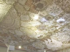 Art In Stitches - Incredible Doily Canopy