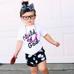 Child Of God Jesus Tee Toddler Shirt Baby Shirt Toddler Tee Baby Girl Clothing Baby Shirt Baby Clothes