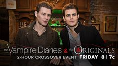 =Catch up on #TVD before Joseph Morgan heads to Mystic Falls  this FRIDAY, starting at 8/7c.