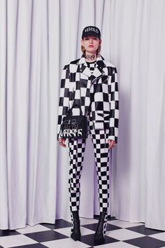View the full Fall 2018 collection from Versus Versace.