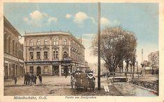 ul. Parkowa (Promenadenweg (do 1945)), Zabrze - 1915 rok