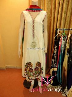 Visage Latest Collection 2012 for Ladies 015