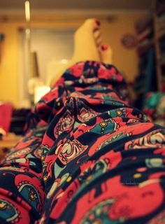 New favourite pants out of @Susanne Firmenichs #elephant love fabric @Hamburger Liebe