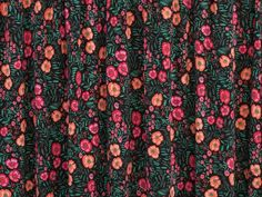 Oh so pretty! The Petunia Garden Knit yardage features a lovely floral print that will bring the beauty of a blossoming garden to any garment. Use this rayon/spandex blend to create a comfy blouse, ruched tank top or flowy maxi skirt.