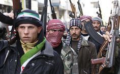Syrian revolution comes to Damascus as rebels openly patrol the streets