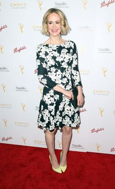 Sarah Paulson Photos - Television Academy's Performers Peer Group Hold Cocktail Reception to Celebrate 67th Emmy Awards - Zimbio