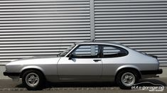 1980 Ford Capri 2300 Ghia