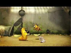 69 [HD] Larva - Bee 2 Abejas Serie Animacion Multimedia Larva Cartoons Dibujos Animados 3D