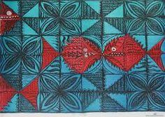 fatu feu'u artwork - Google Search Maori Designs, Quilts, Crochet, Cloths, Artworks, How To Make, Motivational, Crafts, Painting