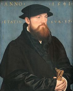 Renaissance Portraits, Renaissance Paintings, Guy Drawing, Painting & Drawing, Medieval Hairstyles, Hans Holbein The Younger, Neil Armstrong, Renaissance Fashion, Oil Portrait