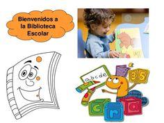 Bienvenidos a la Biblioteca Escolar