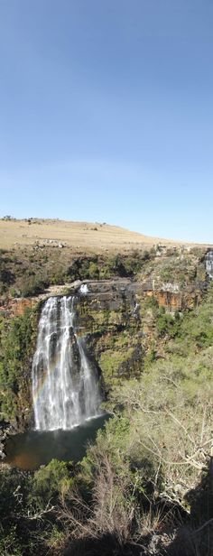 Lisbon Falls, Drakensberg Mountains, South Africa