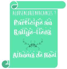 rallye lien album noel
