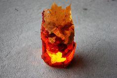 DIY Home Decor DIY Fall Lantern