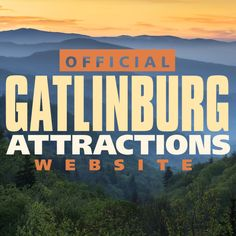 With so many great family fun attractions, there's no place quite like Gatlinburg, Tennessee! Gatlinburg Attractions, Gatlinburg Vacation, Gatlinburg Tennessee, Tennessee Vacation, Alaska Travel, Alaska Cruise, Viewing Wildlife, Mountain Vacations, Great Smoky Mountains
