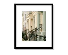 Original London photography print featuring a row of pastel houses in Notting Hill.   TITLE: NOTTING HILL PASTELS LOCATION: London, England ORIENTATION: Vertical COLOR: Choose Black and White or Color option SIZE: 5x7, 8x10, 11x14 or 16x20 MATTING: Available (See details below) FRAME: Not included   ➤ Save 30% when you purchase 3 or more prints: http://etsy.me/1HLRBFB  ➤ BROWSE MORE prints from my shop: http://etsy.me/1LIfxub  PRINT DETAILS: Each print is created...