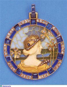 René Jules Lalique 1860 — 1945