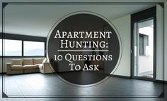11 Questions to Ask When Apartment Hunting Wondering what questions you should ask when meeting with your future landlord? Use these 10 questions to get all of the answers you'll need to know. Apartment Hunting, Apartment Living, What If Questions, This Or That Questions, Apartment Checklist, Apartment Ideas, My First Apartment, Hunting Tips, Bow Hunting