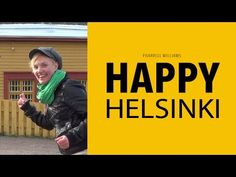 Pharrell Williams HAPPY HELSINKI, Finland - YouTube