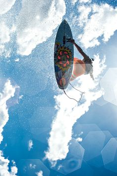 Surfing -  Julian Wilson - Wilson Airlines, Photo by: Corey Wilson