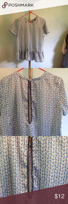 Zara blouse Zara blouse Zara Tops Blouses