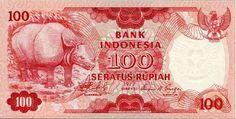 Indonesia 100 Rupiah 1977 http://jubel-uangku.blogspot.com