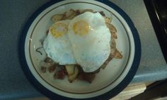 "Fried Potatoes and Eggs: ""Sunday Morning Skillet"""
