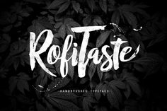 IntroducingRofiTast