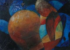 "Saatchi Art Artist Eva Hoffmann; Painting, ""Mama"" #art"