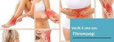 Er du rammet av fibromyalgi? Fibromyalgi er en medisinsk sykdomstilstand som er kjennetegnet ved kroniske, vidspredte smerter og økt trykksensitivitet i hud og muskler. Fibromyalgi er ..