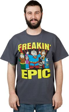 Justice League Family Guy Shirt – 80sTees.com, Inc.