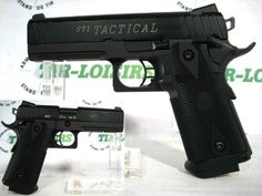 Pistolet STI Tactical Airsoft IPSC GAZ  #airsoftgunspistoletabilles #modelesagazco2 #stitactical