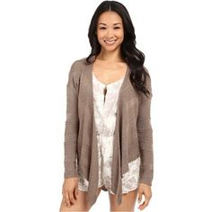 O'Neill Adelaide Sweater (Taupe) Women's Sweater