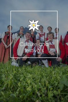 The walser tradition, their traditional dress and dialect have survived here for centuries. Cultural offers, cultural routes, cultural events and sights are Cultural Events, Traditional Dresses, Festivals, Culture, Activities