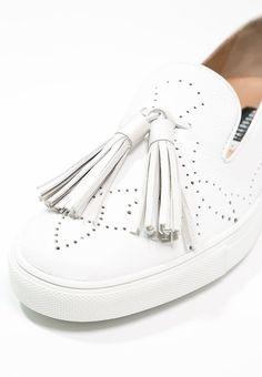 FRATELLI ROSSETTI Scarpe senza lacci - tango bianco/grain lam riso Donna Sneakers