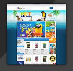 ebay Store Design for Petshop  http://www.estore-services.com/ebay-store-designs.html